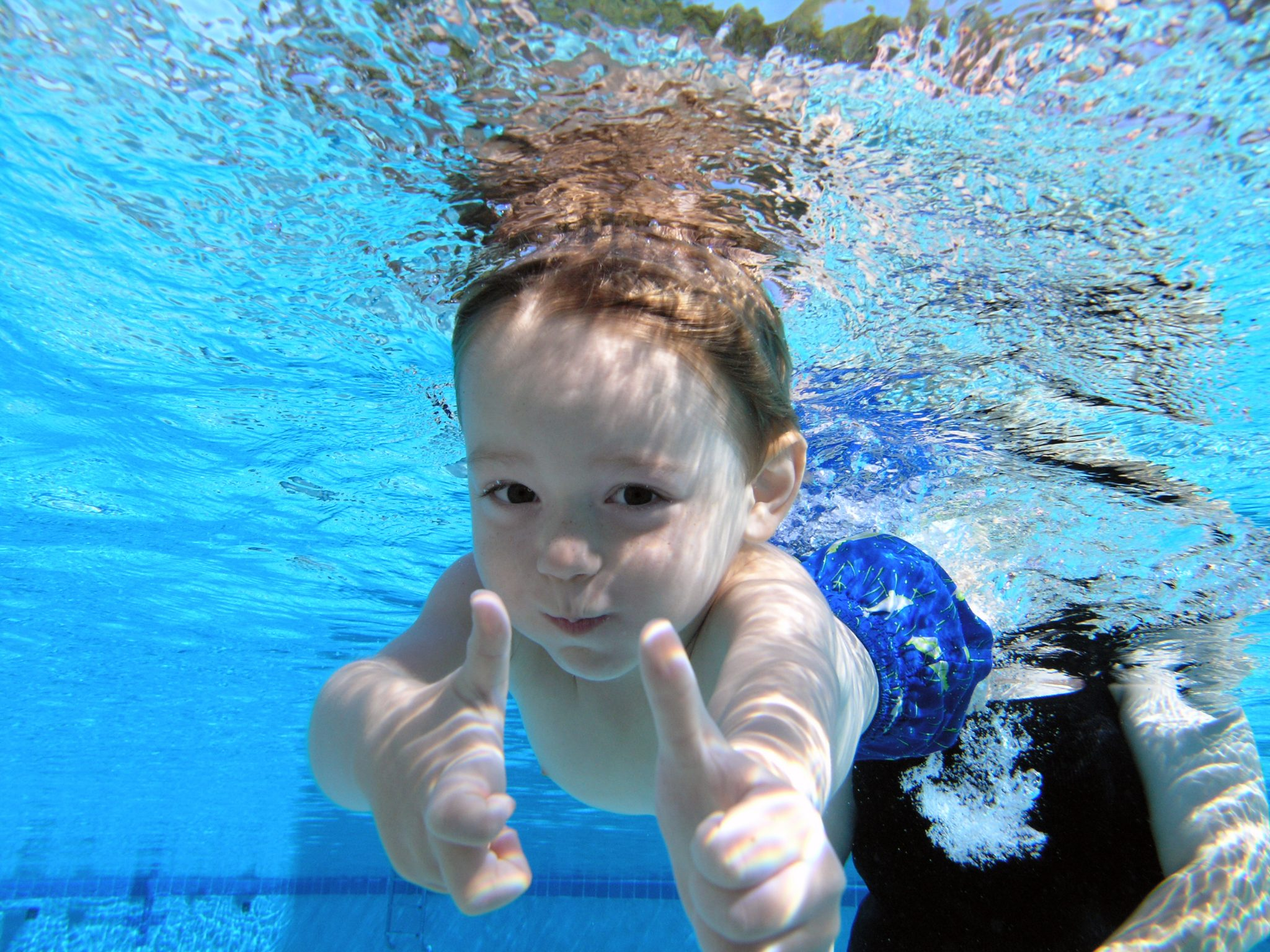 Image gallery swim instructor for Kids swimming pool