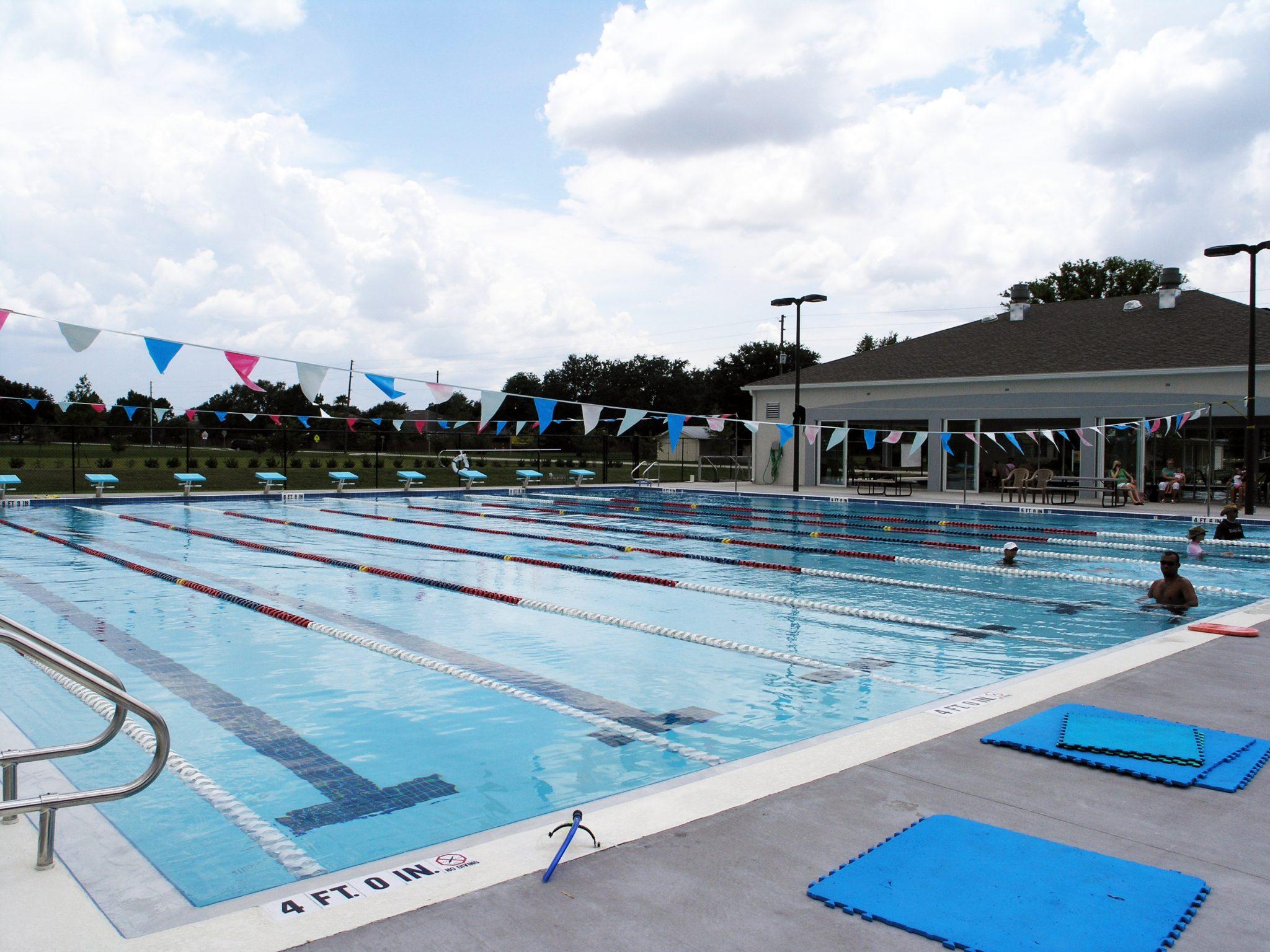 SWA 10 lane pool